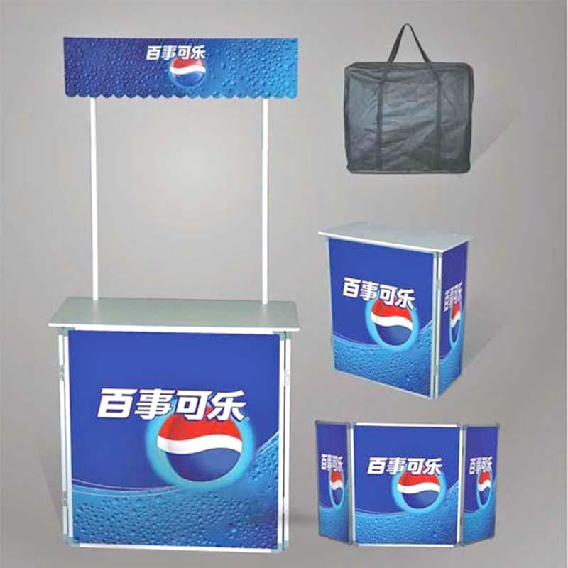 隔熱_飲料亞克力促銷桌公司_天藝龍展示用品