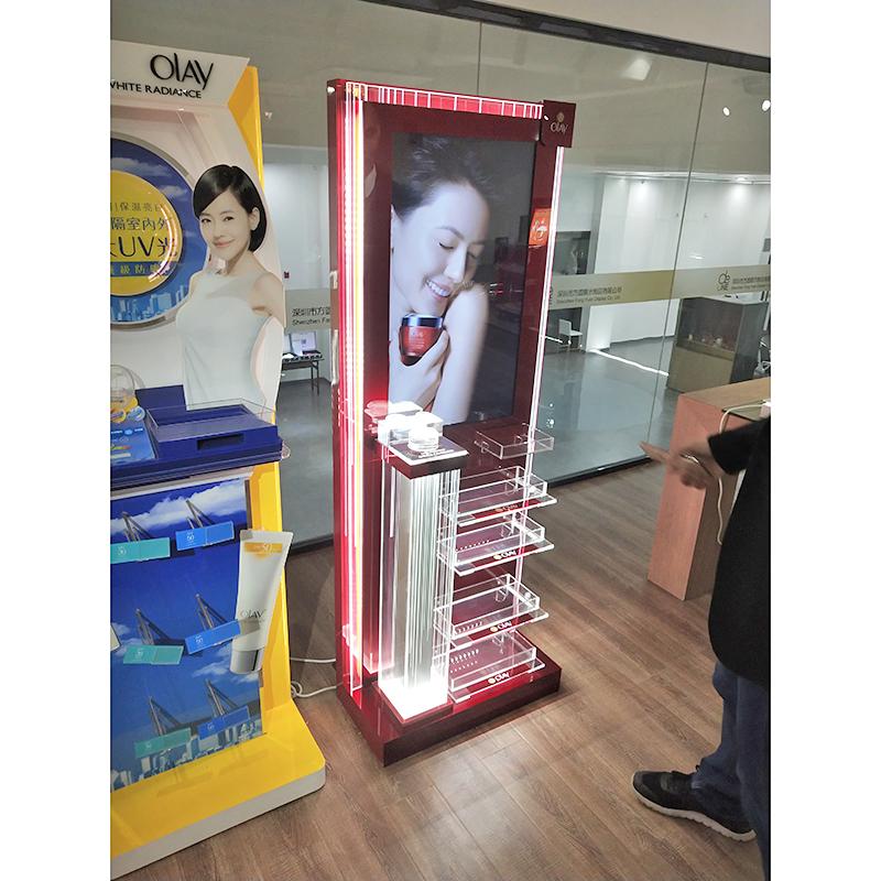 微型_多色亞克力LED燈_天藝龍展示用品