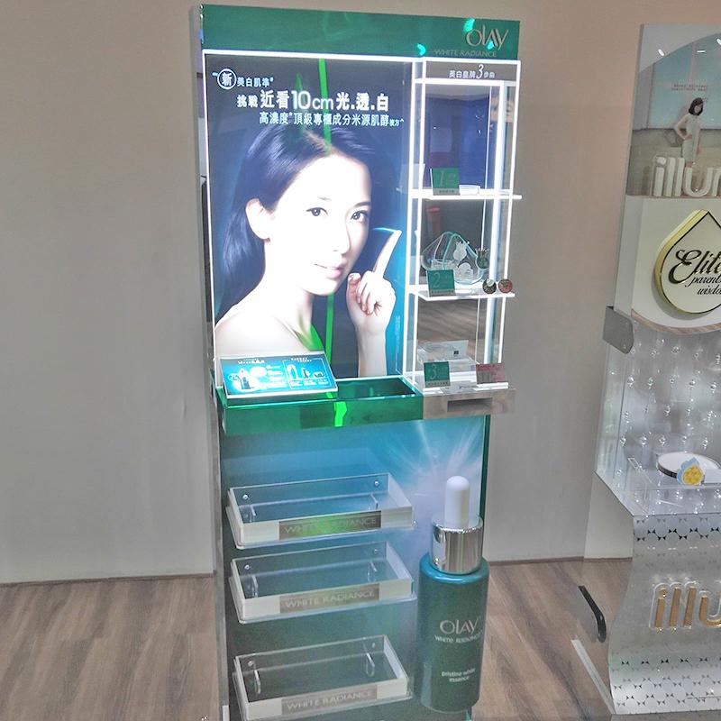 微型_白色亚克力镜片_天艺龙展示用品