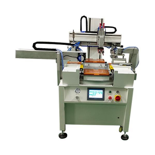 厂家直供3045转盘丝印机机械手取料台湾进口分割器