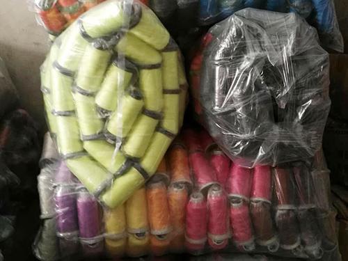 縫紉線回收