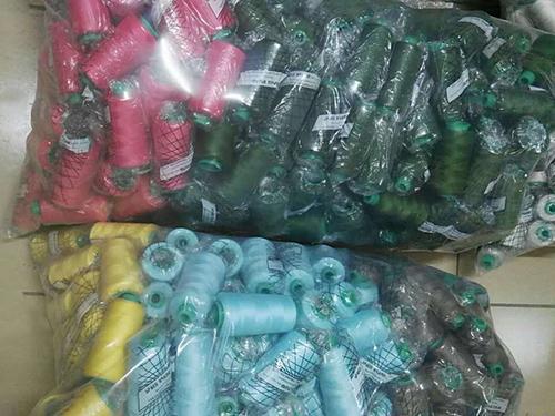 庫存縫紉線回收