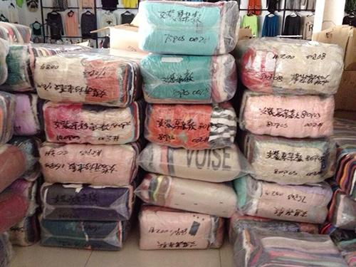 東莞服裝回收