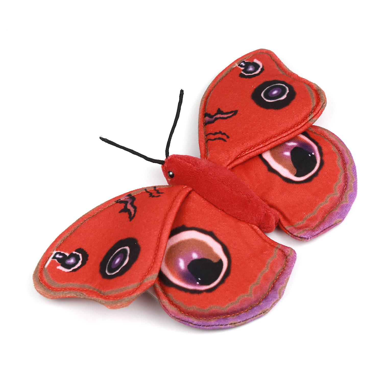 22cm孔雀蝶指套