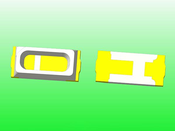 1808側發光支架 28x2x30
