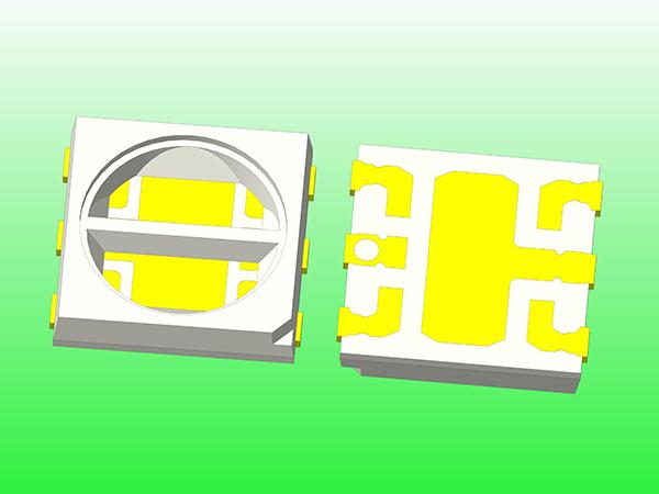 5054RGB 圓杯雙色8x18