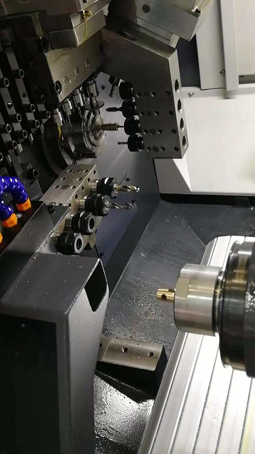 精密机械零配件制造_非标零配件_车铣复合精密CNC加工哪里好