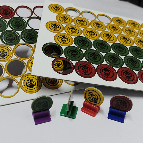 Card game accessories