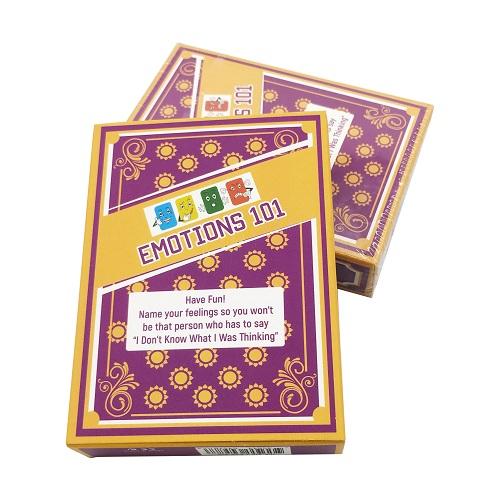 playing cards custom printing German black core paper poker