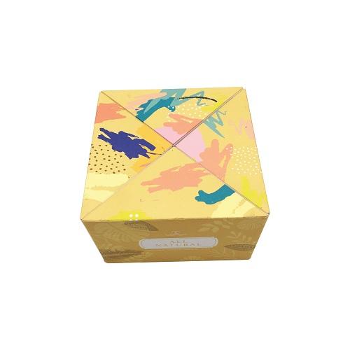 Luxury fashion design cardboard paper packaging gift box custom carton box