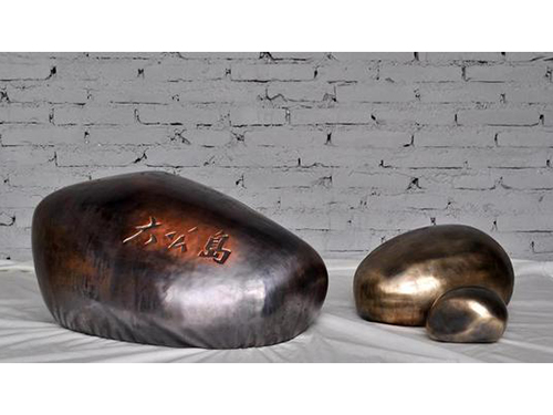 铸铜艺术造型雕塑