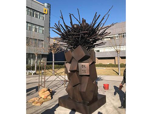 鑄銅城市景觀雕塑