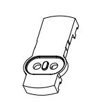 BASE-025/BASE磁环底座
