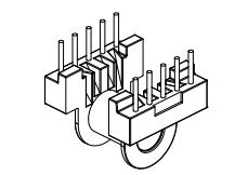 Y-1303-3/EP13(5+5P)骨架
