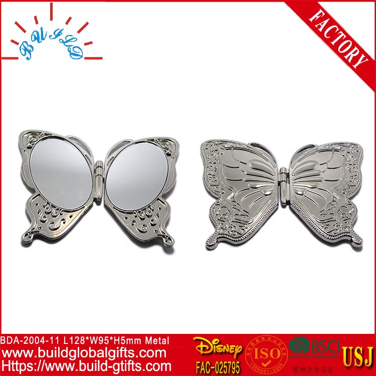 化妆镜手柄镜折叠镜