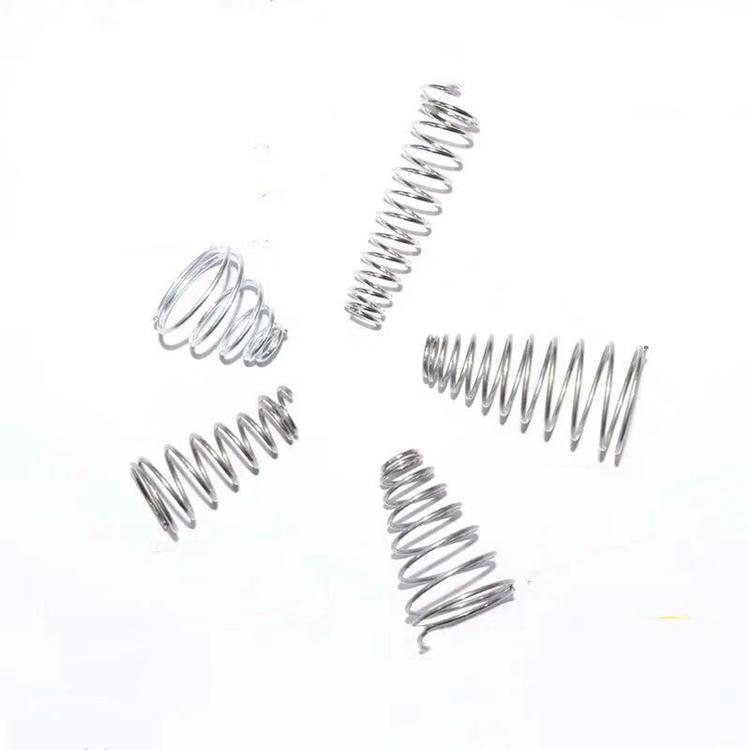 筒燈_微型不銹鋼壓簧加工廠家_創鑫彈簧