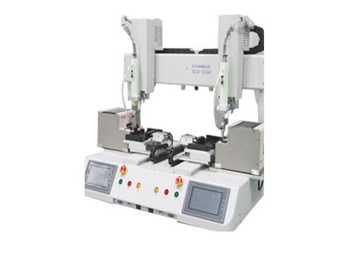 東莞自動螺絲機廠 小螺釘 桌上型 多軸 自動 直線式 全自動