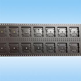 5G通讯内存卡座QMS2载带