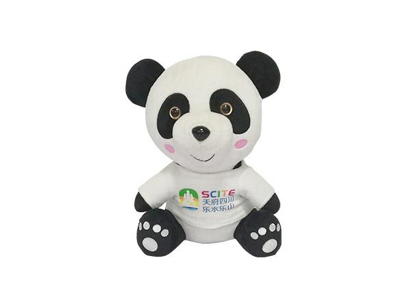 专业毛绒熊猫定制