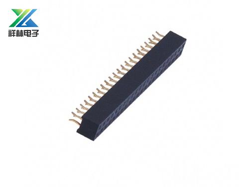 排母双排PH2.54连接器