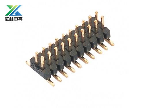 1.0排針 雙排 SMT 耐高溫