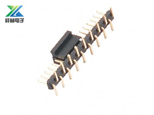 1.0排針 單排 正反腳 SMT 耐高溫