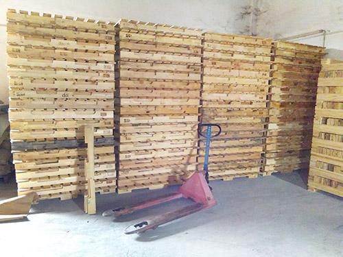 木质熏蒸卡板
