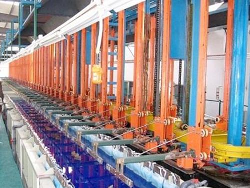 电镀厂设备回收