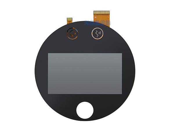 4.3寸-液晶屏&电容屏框贴RYDZ-01041