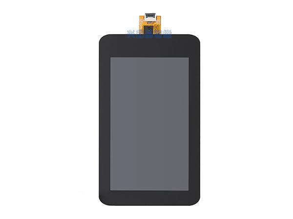 3.97寸液晶屏&电容屏框贴RYDZ-01065