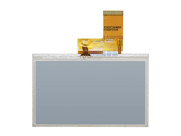 4.3寸液晶屏&電阻屏框貼RYDZ-01045
