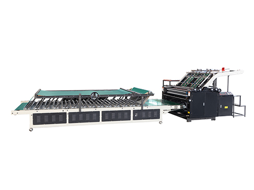 半自動裱紙機(單工位)BZJ1300Q-2