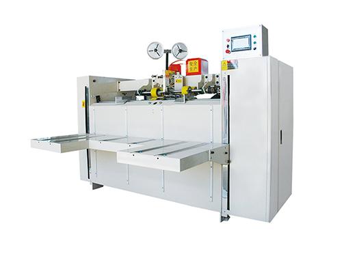 高速伺服驅動半自動釘箱機(雙伺服驅動)BDJ-2000A