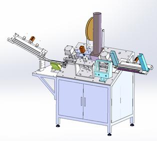 廠家直銷PVC管自動切管機 熱縮管自動切管機 電池套管自動切管機