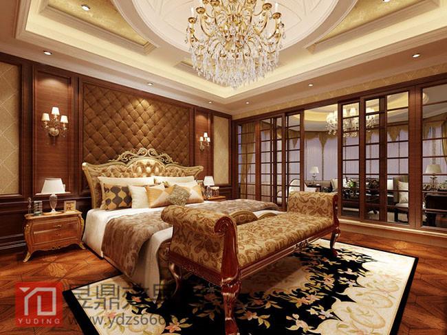 古典欧式风格房间