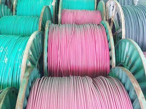 電纜線回收
