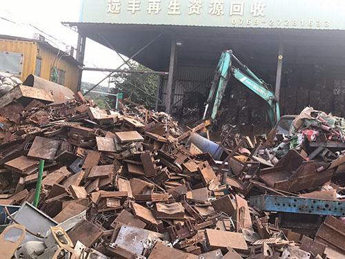 废旧模具回收