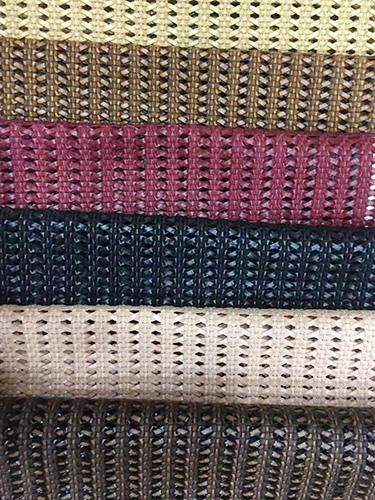 編織、可染PU