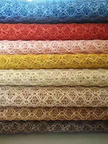 編織、針織紙編