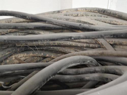 东莞回收废电线