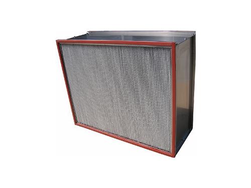 HT耐高溫高效過濾器
