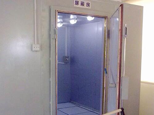 b級屏蔽室公司_亞惠機械_核磁_測聽_磁共振_專業_高頻_emc