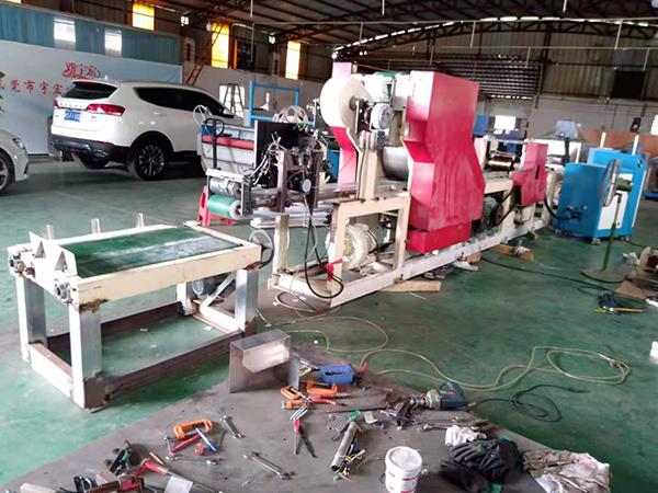 地板背膠機生產