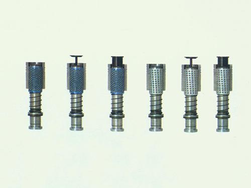 模架用滚动导柱组件快换型