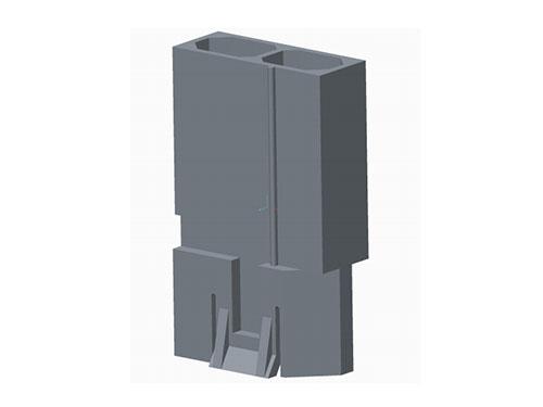 MOLEX塑胶壳 50361688