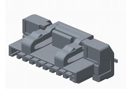 MOLEX塑胶壳 5023800900