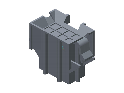 MOLEX塑胶壳 15-06-0085