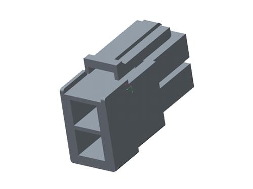 MOLEX塑胶壳 171692-0102