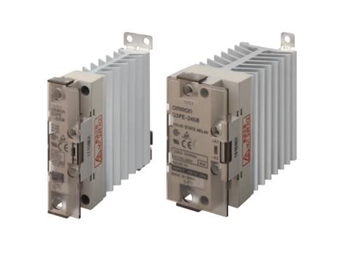 OMRON欧姆龙G3PE系列单相、三相固态继电器