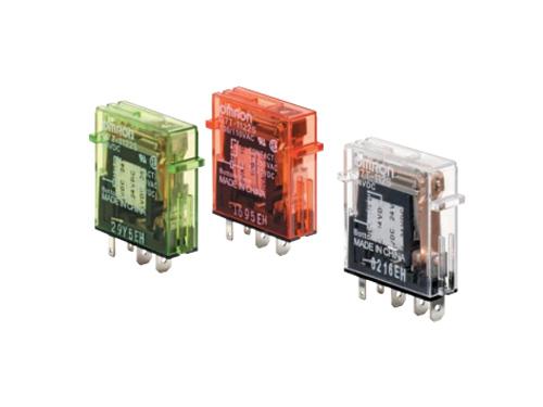 OMRON欧姆龙小型I/O继电器G7T系列
